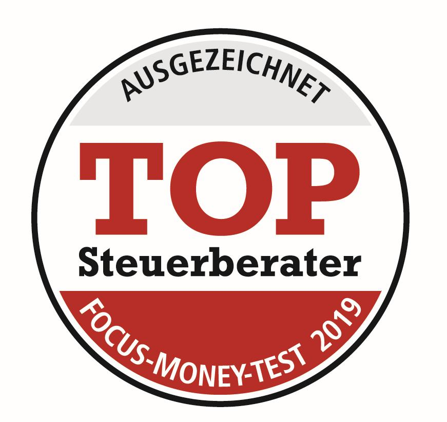 TOP Steuerberater Button 2019